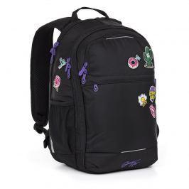 Studentský batoh Topgal RUBI 17007 G