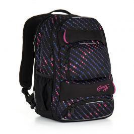 Studentský batoh Topgal HIT 884 A - Black