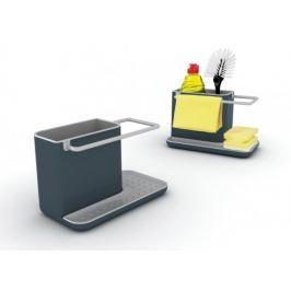 Kuchyňský stojánek na mycí prostředky Joseph Joseph Caddy, šedý