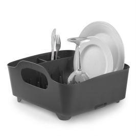 Umbra Odkapávač na nádobí Tub, šedý