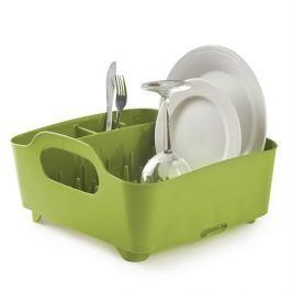 Umbra Odkapávač na nádobí Tub, zelený