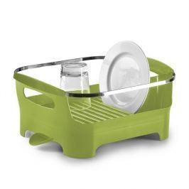 Umbra Odkapávač na nádobí Basin, zelený