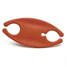 Držák kabelu Bobino velký - červený