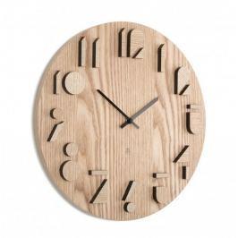Nástěnné hodiny Umbra SHADOW - přírodní