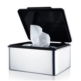 Box na papírové kapesníky Blomus MENOTO - leštěný nerez