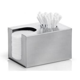 Box na hygienické potřeby malý Blomus NEXIO - matný nerez