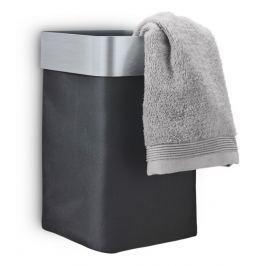 Nástěnný košík na prádlo/ručníky Blomus  NEXIO - šedý matný