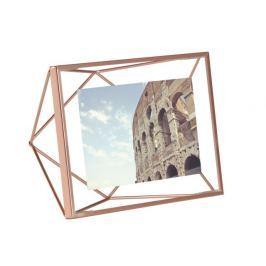 Rámeček na fotografii 10x15 cm Umbra PRISMA - měděný