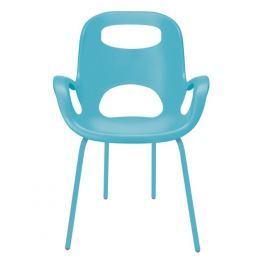 Židle Umbra OH - tyrkysová
