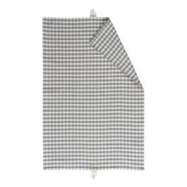 Utěrka 50x70 cm LINUM Osby - šedá
