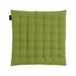 Sedák na židli s výplní LINUM Pepper - hráškově zelený