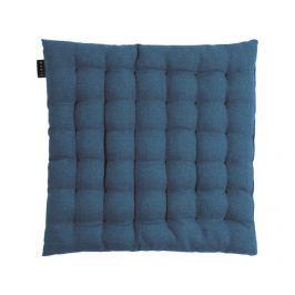Sedák na židli s výplní LINUM Pepper - tmavě modrý
