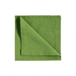 Ubrousky 45x45 cm LINUM Robert, 4 ks - hráškově zelené