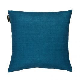 Povlak na polštář 40x40 cm LINUM Seta - tmavě modrý