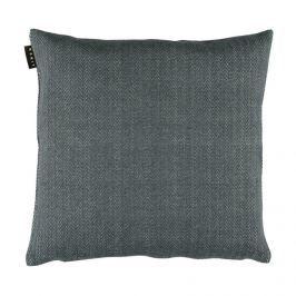 Povlak na polštář 50x50 cm LINUM Shepherd - antracitový