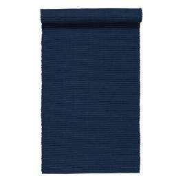 Středový pás 45x150 cm LINUM Gran - námořnicky modrý