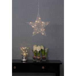 Hvězda na zavěšení s LED osvětlením STAR TRADING Loop Star