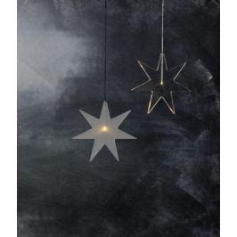 Svítící hvězda na zavěšení STAR TRADING Karla - velká