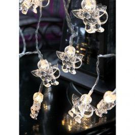 Světelný řetěz s LED osvětlením STAR TRADING Angels - andílci