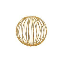 Dekorační drátěné koule 4 ks ASA Selection - zlaté