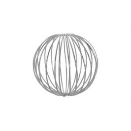 Dekorační drátěné koule 4 ks ASA Selection - stříbrné