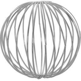 Dekorační drátěné koule 3 ks ASA Selection - stříbrné