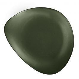 Talíř velký 34 cm CUBA VERDE ASA Selection - zelený