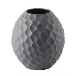 Kulatá váza 12 cm CARVE ASA Selection - šedá