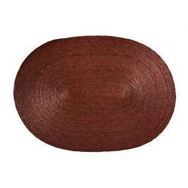 Oválné prostírání 33x46 cm MAKAUA ASA Selection - hnědé