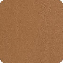 Kožená podložka pod šálek 4ks ASA Selection - karamel