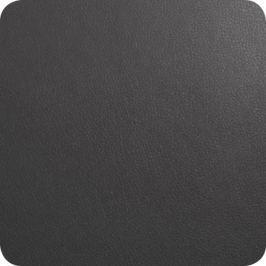 Kožená podložka pod šálek 4ks ASA Selection - tmavě šedá