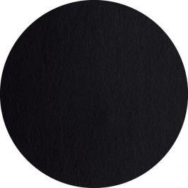 Kulaté prostírání 38 cm ASA Selection - černé