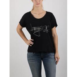 Tričko Replay W3475A Černá