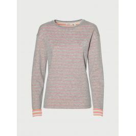 Mikina O´Neill Lw Oneill Logo Sweatshirt Růžová