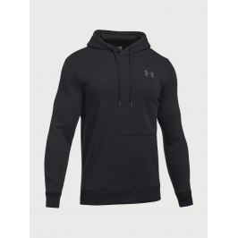 Mikina Under Armour Rival Fitted Pull Over Černá
