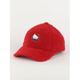 Kšiltovka Converse Dad Hat - Hello Kitty Červená