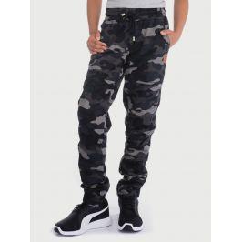 Kalhoty SAM 73 BK 510 Černá