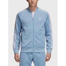 Mikina adidas Originals Sst Tt Modrá