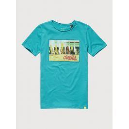 Tričko O´Neill Lb Foto S/Slv T-Shirt Modrá