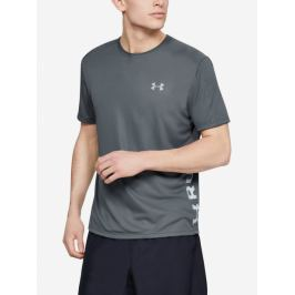 Tričko Under Armour Speed Stride Split Shortsleeve-Gry Šedá