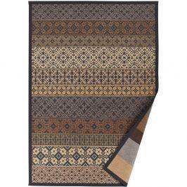 Béžový vzorovaný oboustranný koberec Narma Tidriku, 160 x 230cm
