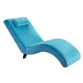 Modrá lenoška Max Winzer Norris Velvet