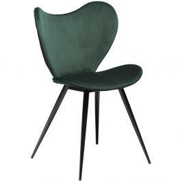 Zelená židle DAN-FORM Denmark Dreamer