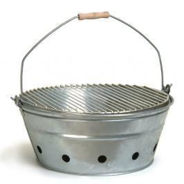 Přenosný gril Garden Trading Rock BBQ, ø 47 cm