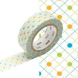 Washi páska MT Masking Tape Andree, návin10m