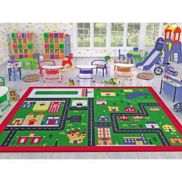 Dětský koberec Town,100x150cm