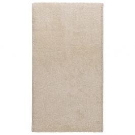 Krémový koberec Universal Velur, 57x110cm