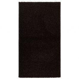 Černý koberec Universal Veluro Negro, 57x110cm