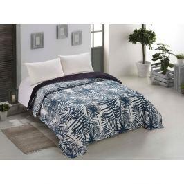 Oboustranný přehoz přes postel z mikrovlákna AmeliaHome Bush, 170 x 210 cm