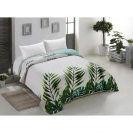 Oboustranný přehoz přes postel z mikrovlákna AmeliaHome Makia, 170 x 210 cm